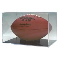 QB3G Ballqube Football Display Case